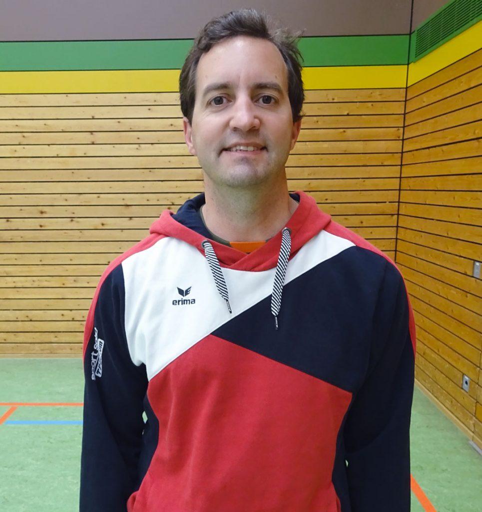 Trainer Bastian Haug