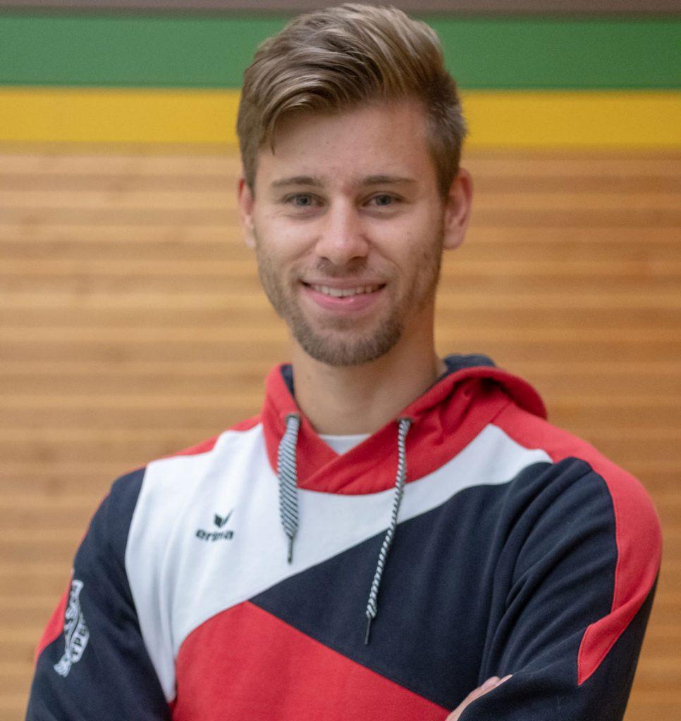 Trainer Jonas Breuninger