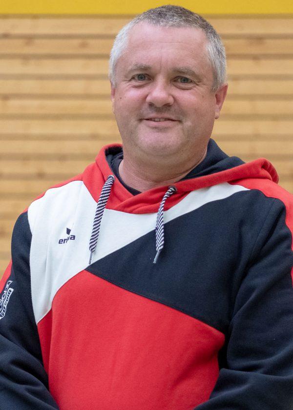 Trainer Rainer Eichhorn