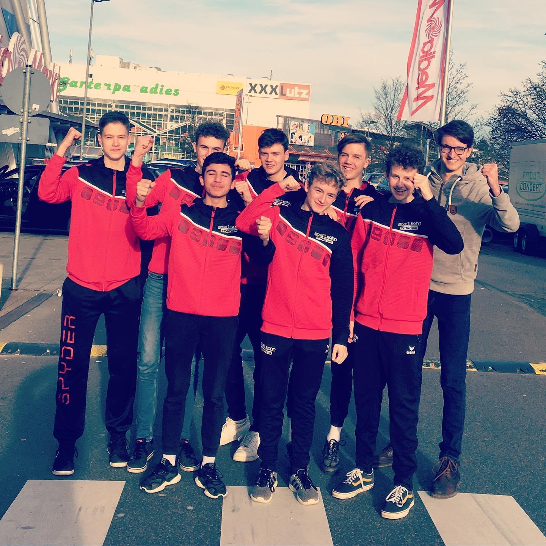 VfB Ulm Herren 3 in Friedrichshafen