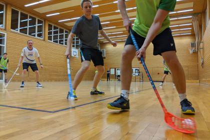 Floorball – was ist das? …