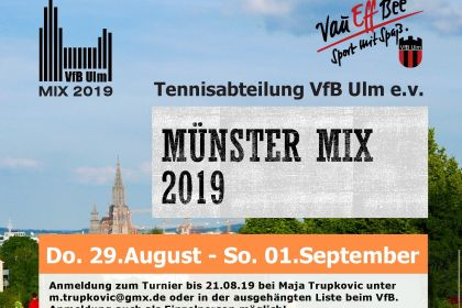 Münster Mix 2019 …