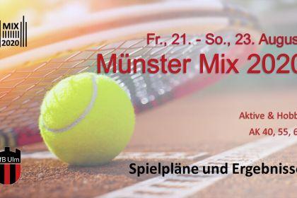 Münster Mix – Spielpläne Finalrunde …