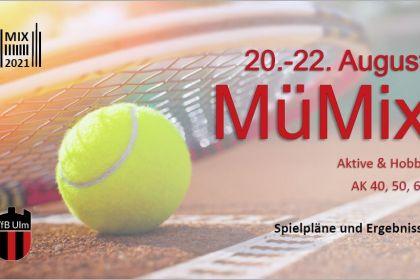Münster Mix – Spielpläne 2021 …