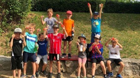 Anmeldung zum Sommerferienprogramm 2021 …