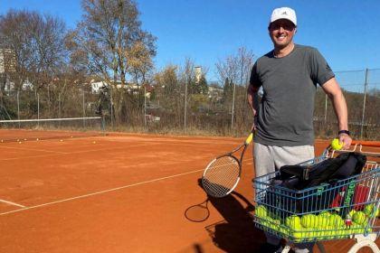 Endlich wieder Tennis! …