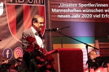 Neujahrsgrußwort von VfB-Vorstandsvorsitzendem Holz …