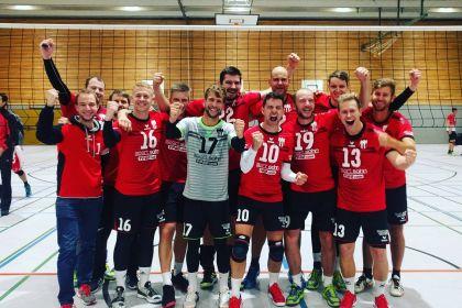 Herren 1 sichern sich gegen Stuttgart die ersten …