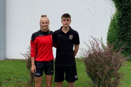 VfB-ler Simon Kohn spielt U-18 EM …
