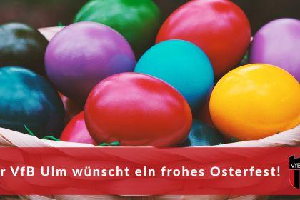 Ostergrüße von VfB-Vorstandsvorsitzendem Holz …