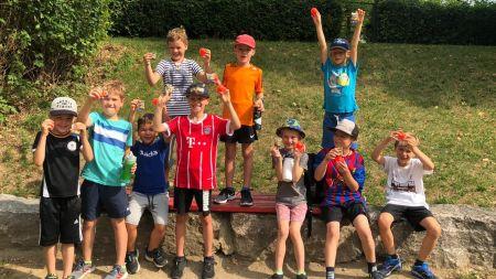 VfB-Sommerferien-Programm ausgebucht …
