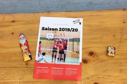 Volleyball Saisonheft 2019/20 …
