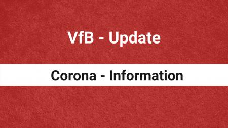 Corona-Update: Wiederaufnahme des Sportangebots …